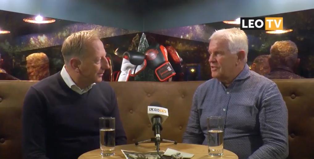 Interview Rudy Koopmans LEO TV