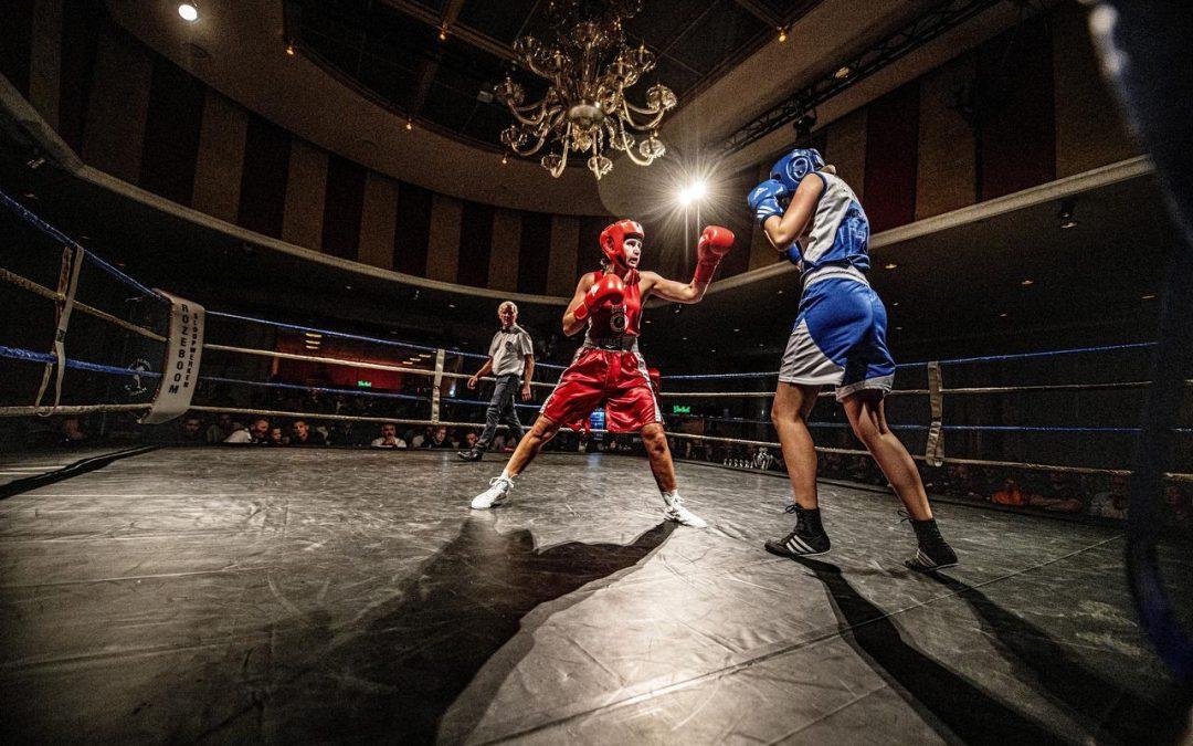 Voor Sandra Faber is boksen veel meer dan sport alleen